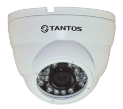 IP камера TANTOS TSi-Dle1F (3.6)