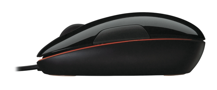 LOGITECH M150 Black-Orange