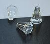 5540 Бусина - конус Сваровски Crystal  12 мм