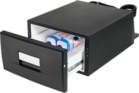 Компрессорный холодильник (выдвижной) WAECO CoolMatic CD-30 (черный) (30л)