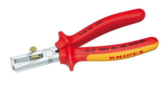 Инструмент для снятия изоляции Knipex KN-1106160