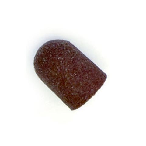Колпачок абразивный 10 мм. коричневый #120