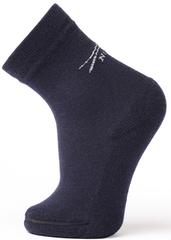 Термоноски утепленные с шерстью мериноса Norveg Soft Merino Wool Dark-Blue детские