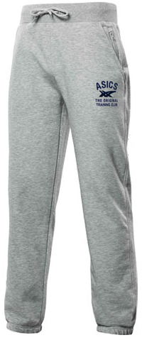 Мужские брюки Asics Cuffed Knit Pant Grey (110462 0714)