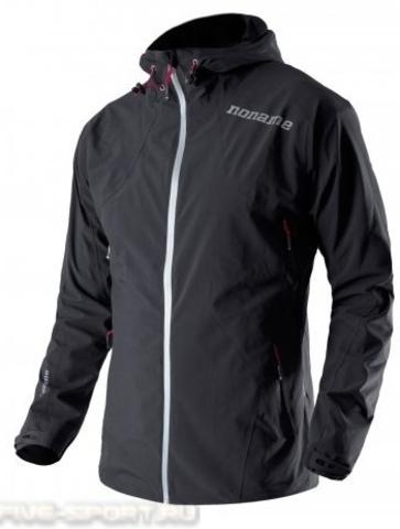 Куртка Noname Camp, унисекс, черный