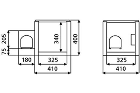 Компрессорный холодильник (выдвижной) WAECO CoolMatic CB-36 (36л)