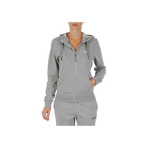 Женская толстовка Asics Knit Full Zip Hoodie (109872 0714) серая