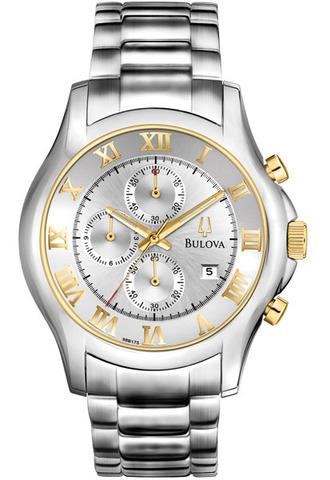 Купить Наручные часы Bulova Precisionist 98B175 по доступной цене