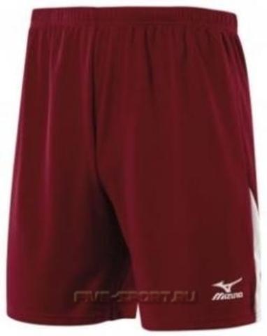 Шорты волейбольные Mizuno W'S Trade Short мужские red