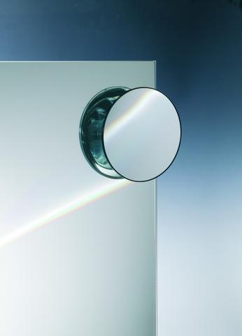 Элитное зеркало косметическое на присосках 99302CR 5X от Windisch