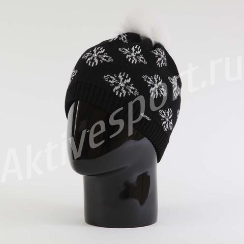 шапка Eisbar Royal Fur Crystal 009