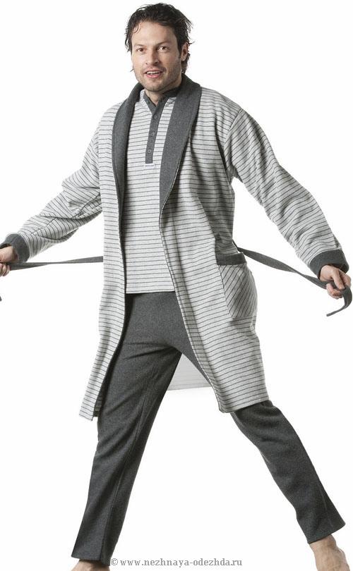 Мужской комплект из трех предметов Stella Due Gi (Домашние костюмы и пижамы)