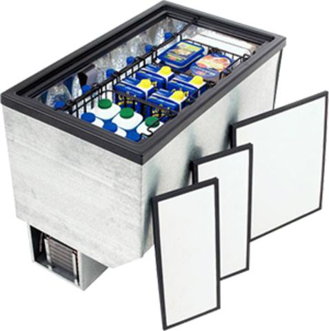 Компрессорный холодильник (выдвижной) WAECO CoolMatic CB-110 (110л)