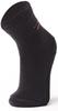 Термоноски утепленные с шерстью мериноса Norveg Soft Merino Wool Black детские