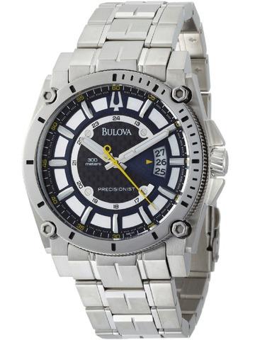 Купить Наручные часы Bulova Precisionist 96B131 по доступной цене