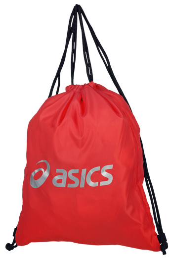 Мешок Asics Gymsack red