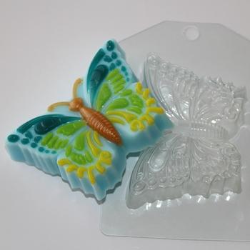 Бабочка  № 2 Форма для мыла