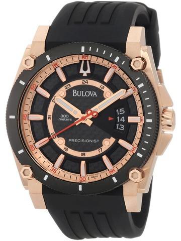 Купить Наручные часы Bulova Precisionist 98B152 по доступной цене