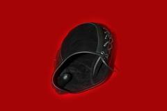 БДСМ шлем раба «Слеп и нем»