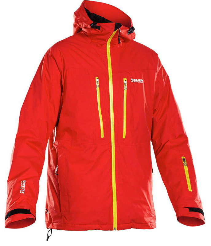 Куртка 8848 Altitude Dynamic GORE-TEX Jacket Orange