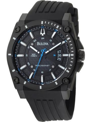 Купить Наручные часы Bulova Precisionist 98B142 по доступной цене