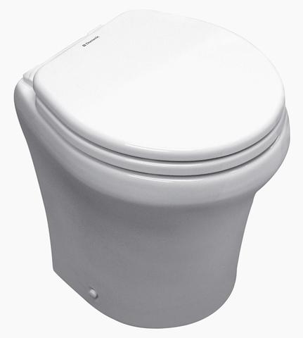 Туалет электрический с мацератором Dometic MasterFlush 8156