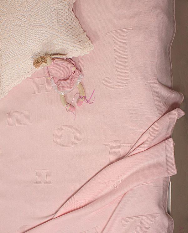 Пледы Плед детский Luxberry Lux 1169 розовый pled-detskiy-lux-1169-ot-luxberry.jpg