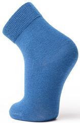 Термоноски утепленные с шерстью мериноса Norveg Wool Blue детские
