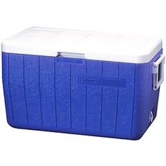 Термоконтейнер Coleman Poly-Lite 48 QT (голубой)