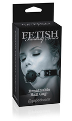 БДСМ кляп дышащий Breathable Ball Gag - Fetish Fantasy