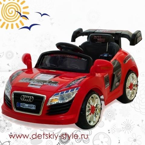 """Электромобиль Kids Cars """"Audi A011"""""""