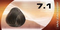 7.1  Пепельный блондин IAN ZACHARY