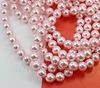 5810 Хрустальный жемчуг Сваровски Crystal Rosaline круглый 8 мм , 5 шт