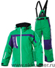 Горнолыжный костюм 8848 Altitude Coy Green Mowat детский