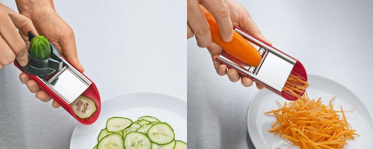 Тёрка для сыра и овощей (7.6078)