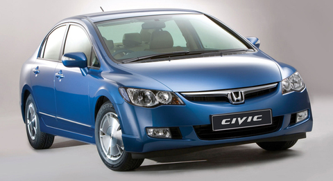 Гарант Блок Люкс 351 для HONDA CIVIC 4D /2012-2015/ ЭлУР