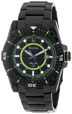 Купить Наручные часы Bulova Marine Star 98B178 по доступной цене