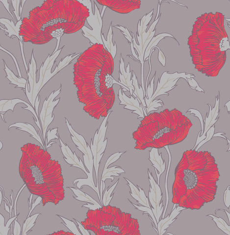 Обои Cole & Son Collection of Flowers 81/1001, интернет магазин Волео