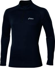 Рубашка беговая мужская Asics LS 1/2 Zip Top
