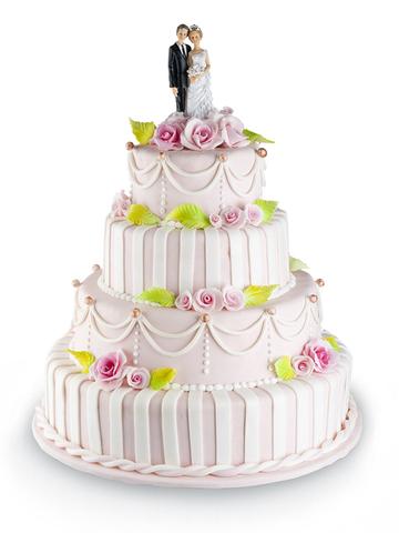 Свадебный торт №5