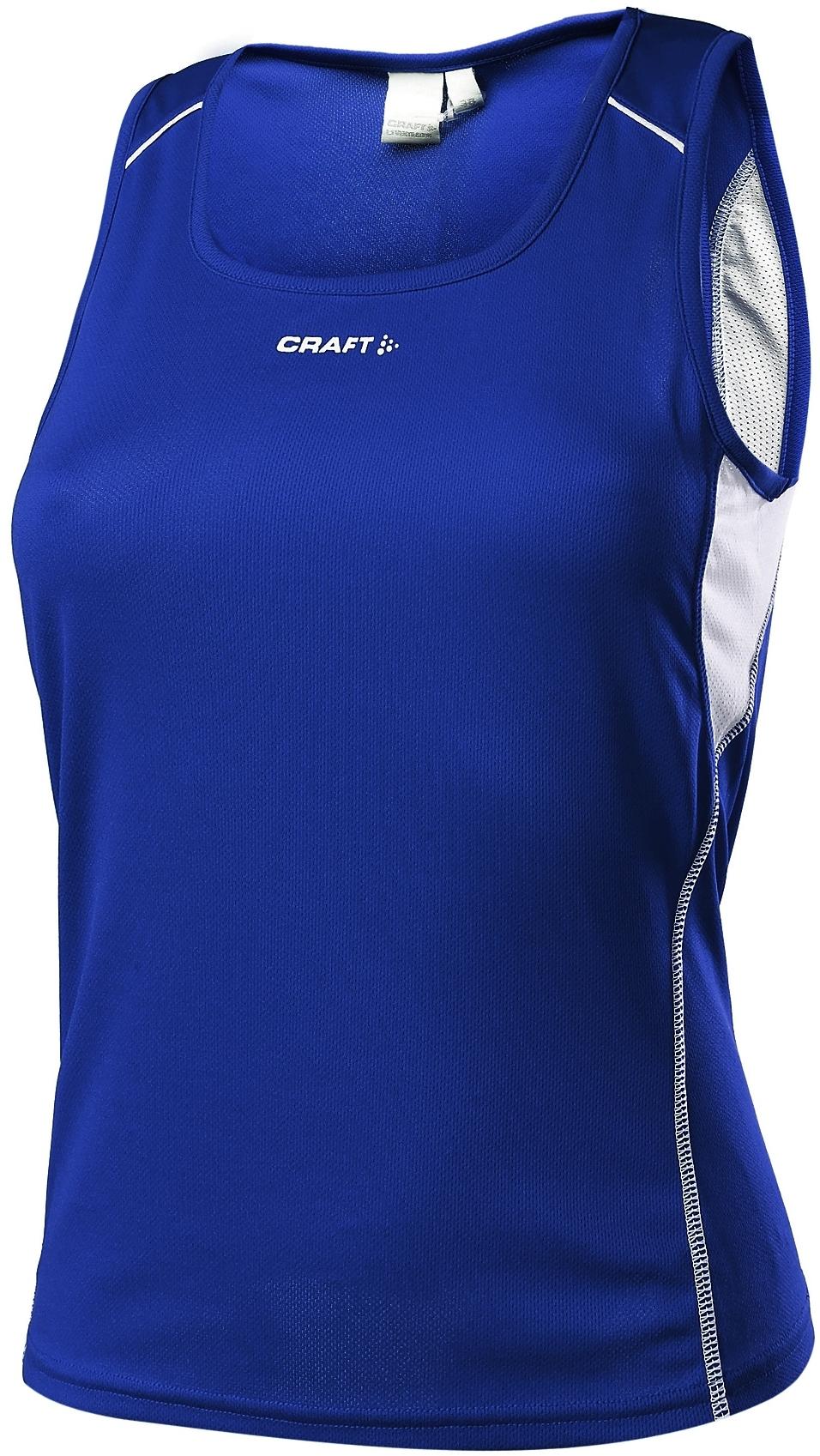 Майка Craft Track and Field женская синяя