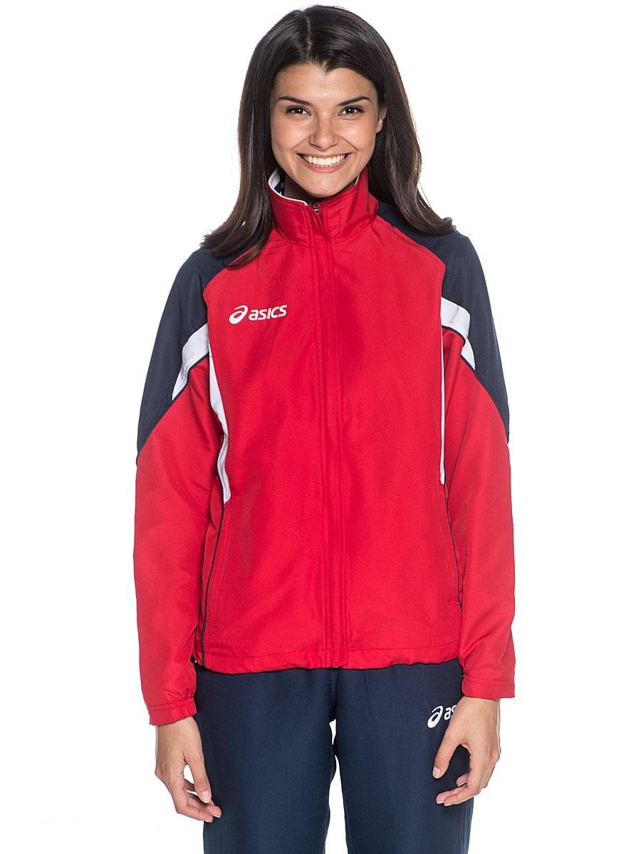 Женский спортивный костюм ASICS SUIT AURORA красный (T654Z5 2650) фото