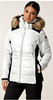 Куртка горнолыжная 8848 Altitude Bellamore White