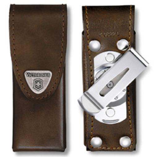 Чехол кожаный Victorinox 4.0822.LB