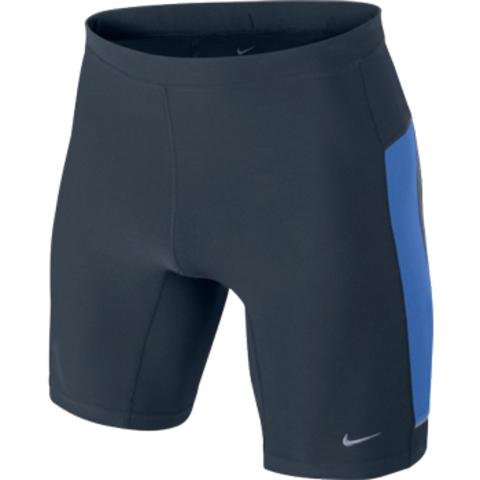 Шорты Nike Filament Short /Тайтсы спринт тёмно-серые