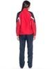 Женский спортивный костюм асикс SUIT AURORA красный (T654Z5 2650)