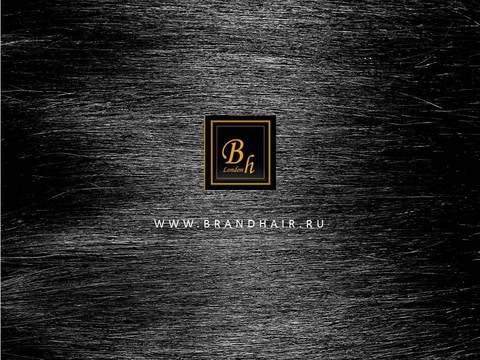 Мини набор из трех прядей,оттенок #1- натуральный черный,длина волос 38 см
