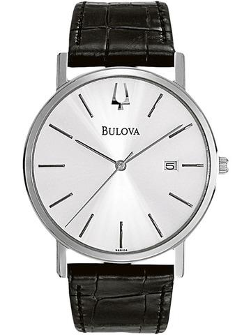 Купить Наручные часы Bulova Классика 96B104 по доступной цене