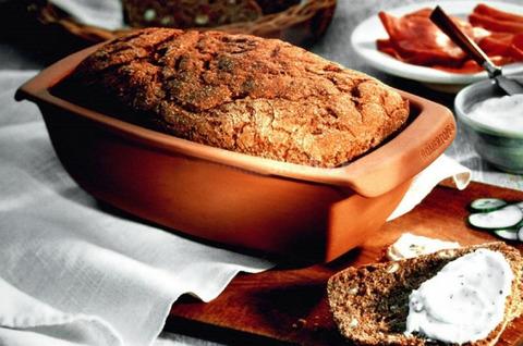 Форма керамическая для выпечки хлеба Roemertopf