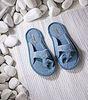 Элитный коврик для ванной Galata Organic белый от Hamam